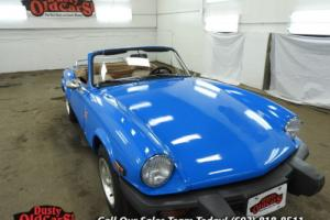 1979 Triumph Spitfire Runs Drives Body Inter VGood 1.5L I4 4 Spd Manual