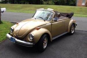 1974 Volkswagen Beetle - Classic Super Beetle
