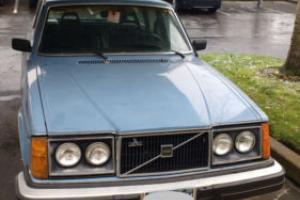 1980 Volvo 240 Photo