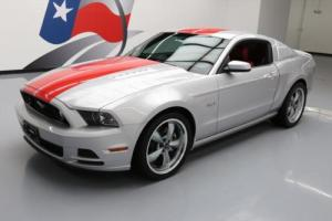 2013 Ford Mustang GT PREMIUM 5.0L 6SPD LEATHER 20'S