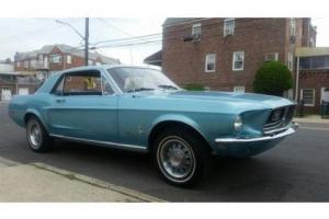 1968 Ford Mustang 2 DOOR