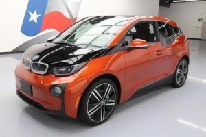 2014 BMW i3 RANGE EXTENDER TERA TECH NAV HTD SEATS