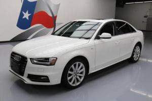 2014 Audi A4 2.0T PREMIUM S-LINE SUNROOF XENONS Photo