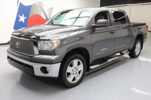 2012 Toyota Tundra CREWMAX SIDE STEPS BEDLINER 20'S