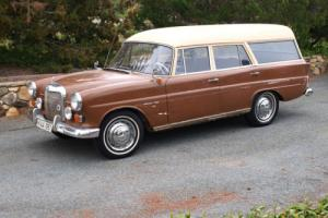 1963 Mercedes-Benz 190-Series