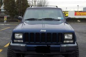 2001 Jeep Cherokee XJ sport