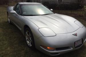 2001 Chevrolet Corvette Targa
