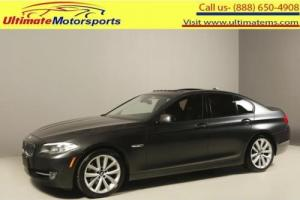 2011 BMW 5-Series 2011 535i NAV SUNROOF LEATHER CARBON FIBER
