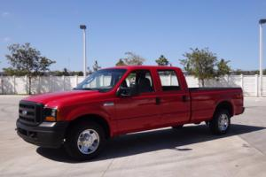 2007 Ford F-250 Crew Cab Long Bed