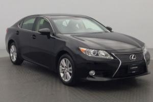 2015 Lexus ES Premium Package Heated and Ventilated Seats