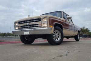 1988 Chevrolet C/K Pickup 3500 R30