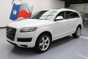 2013 Audi Q7 3.0T PREMIUM PLUS AWD PANO NAV DVD Photo