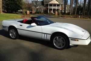 1989 Chevrolet Corvette Photo