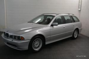 2001 BMW 5-Series 525iAT  Sport Photo