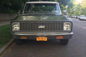 1971 Chevrolet C/K Pickup 2500 CK 2500