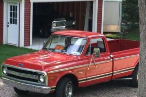 1970 Chevrolet C-10 Pick Up