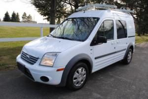 2012 Ford Transit Connect 4dr Wagon XLT