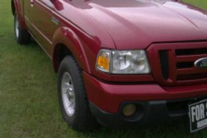 2010 Ford Ranger sport Photo