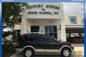 2005 Ford Expedition Eddie Bauer RWD 2 Owners CPO Warranty