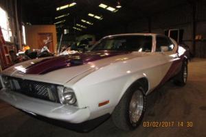 1973 Ford Mustang Mach 1  CJ