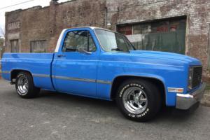 1985 Chevrolet C/K Pickup 1500 C-10, Silverado, C/K 1500