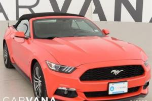 2016 Ford Mustang Mustang EcoBoost Premium
