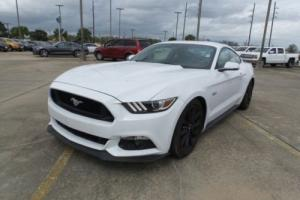 2016 Ford Mustang GT Premium Fastback Rear Cam Manual