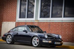 1992 Porsche 911 Carrera C2