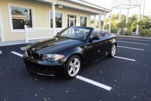 2008 BMW 1-Series Sport Package Navigation