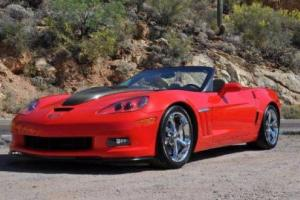 2010 Chevrolet Corvette CALLAWAY 606 EDITION