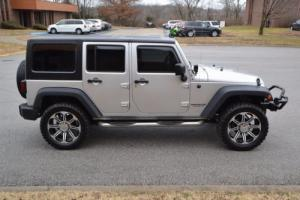 2011 Jeep Wrangler 4WD 4dr Sport