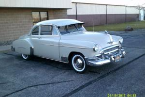 1950 Chevrolet Deluxe 2 dr.