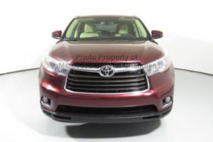 2014 Toyota Highlander FWD 4dr V6 Limited Platinum
