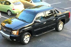2008 Chevrolet Avalanche Z71