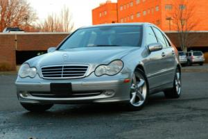 2004 Mercedes-Benz C-Class Photo