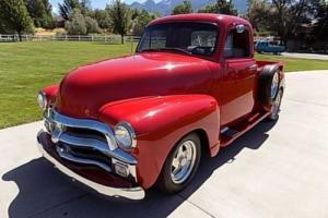 1954 Chevrolet Pickup - Utah Showroom