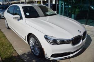 2017 BMW 7-Series 740i