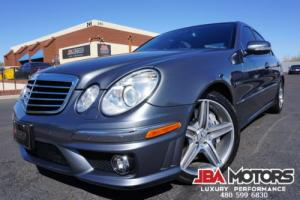 2007 Mercedes-Benz E-Class 07 E63 AMG E Class 63 Sedan ONLY 61k Miles!!