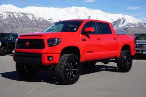 2015 Toyota Tundra LIMITED TRD