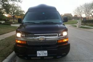 2014 Chevrolet Express Photo