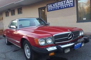 1979 Mercedes-Benz 400-Series 450 SLC