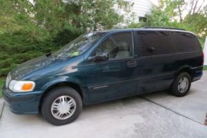 1997 Chevrolet Venture Extended length passenger van