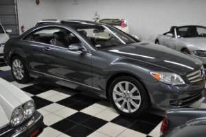 2008 Mercedes-Benz CL-Class Only One Owner!