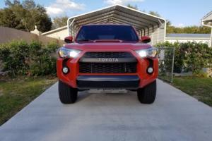 2015 Toyota 4Runner Photo