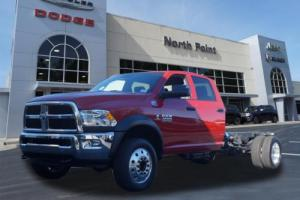 "2017 Ram Other 4WD Crew Cab 197"" WB 84"" CA Tradesman"