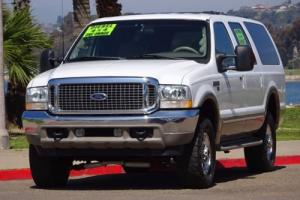 2002 Ford Excursion Limited 4X4 7.3L DIESEL 4WD POWERSTROKE