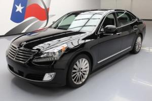 2014 Hyundai Equus SIGNATURE SUNROOF NAV REAR CAM