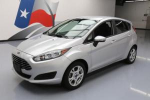 2015 Ford Fiesta SE HATCHBACK AUTO ALLOY WHEELS