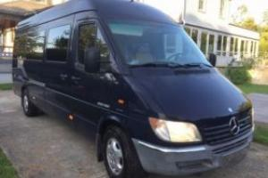 2002 Mercedes-Benz Sprinter