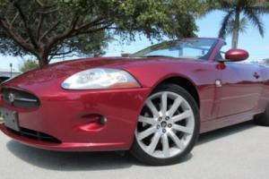 2007 Jaguar XK8